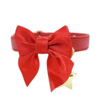 Collar New Romantic Rojo